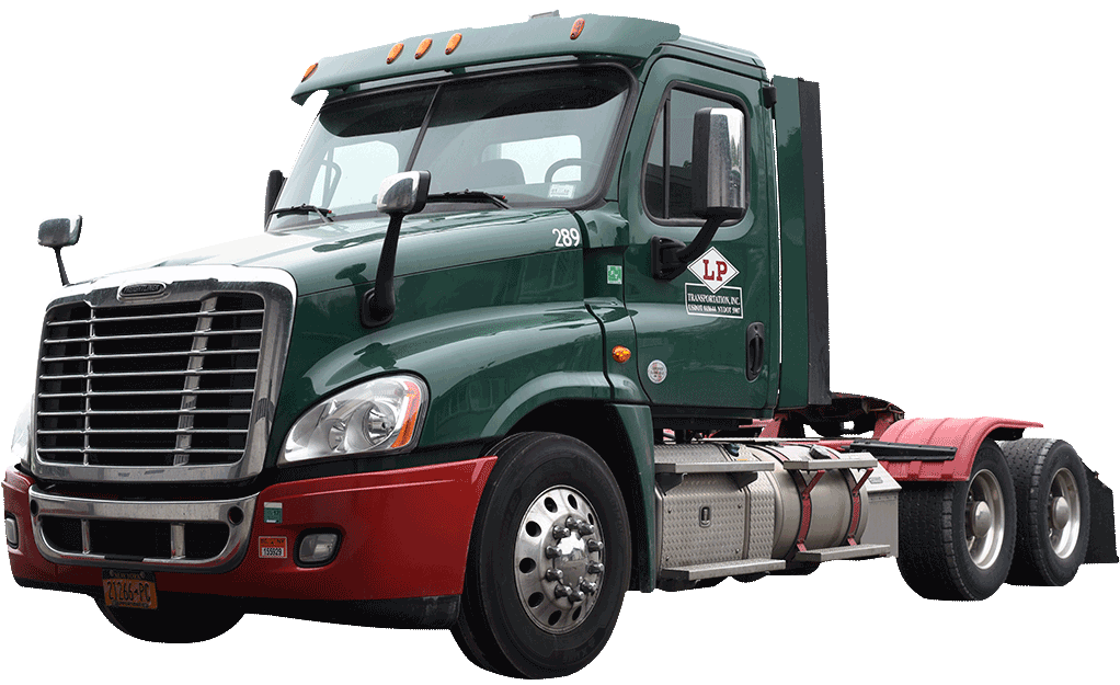 LP Transportation a leader in propane and lng hauling